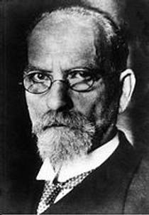 Picture of an author: Edmund Husserl