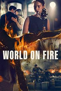 Picture of a TV show: World On Fire