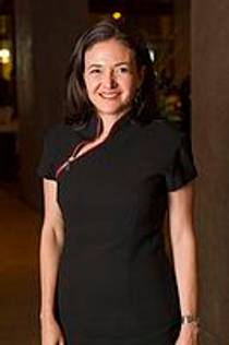 Picture of an author: Sheryl Sandberg