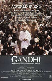 Picture of a movie: Gandhi