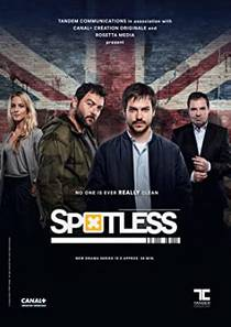 Picture of a TV show: Spotless