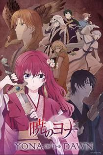 Picture of a TV show: Yona Of The Dawn