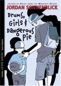 Picture of a book: Drums, Girls & Dangerous Pie