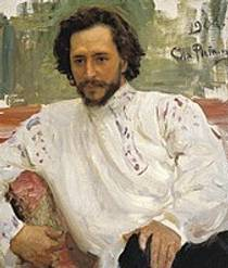 Picture of an author: Leonid Andreyev