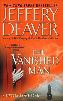 Picture of a book: The Vanished Man