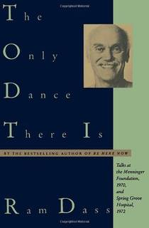Picture of a book: The Only Dance There Is
