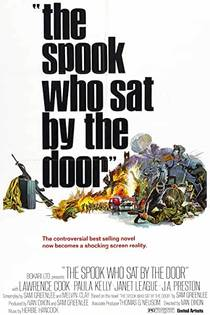 Picture of a movie: The Spook Who Sat By The Door