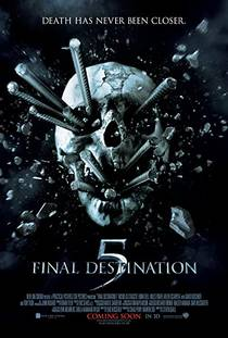 Picture of a movie: Final Destination 5