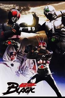 Picture of a TV show: Kamen Rider Black