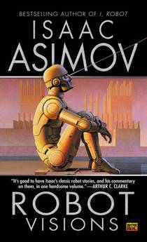 Picture of a book: Robot Visions