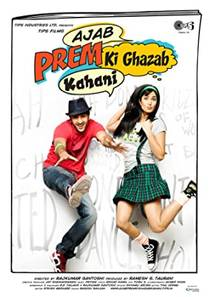 Picture of a movie: Ajab Prem Ki Ghazab Kahani