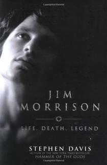 Picture of a book: Jim Morrison: Life, Death, Legend