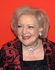 Picture of an author: Betty White