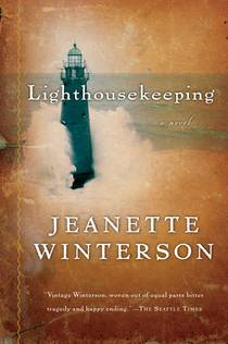 Picture of a book: Lighthousekeeping