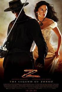 Picture of a movie: The Legend Of Zorro