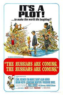 Picture of a movie: The Russians Are Coming! The Russians Are Coming!