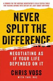 Picture of a book: Never Split The Difference