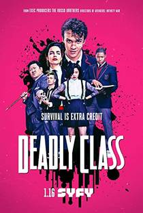 Picture of a TV show: Deadly Class