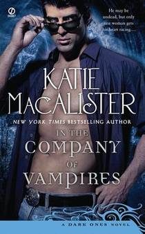 Picture of a book: In the Company of Vampires