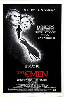 Picture of a movie: The Omen
