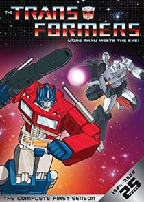 Picture of a TV show: The Transformers