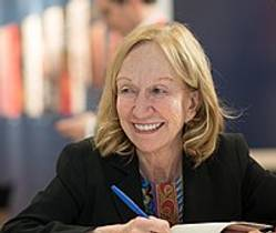 Picture of an author: Doris Kearns Goodwin