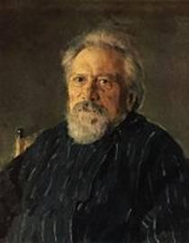 Picture of an author: Nikolai Leskov