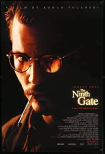 Picture of a movie: The Ninth Gate