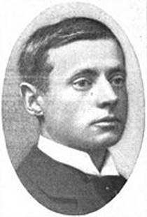 Picture of an author: W.W. Jacobs