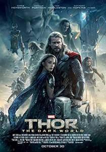 Picture of a movie: Thor: The Dark World