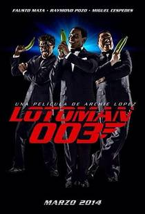 Picture of a movie: Lotoman 003