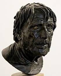Picture of an author: Hesiod
