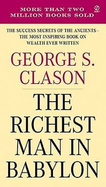 Picture of a book: The Richest Man In Babylon