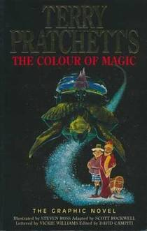 Picture of a book: The Colour Of Magic