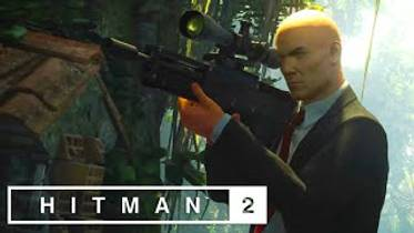 Picture of a game: Hitman 2