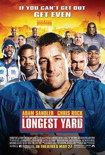 Picture of a movie: The Longest Yard