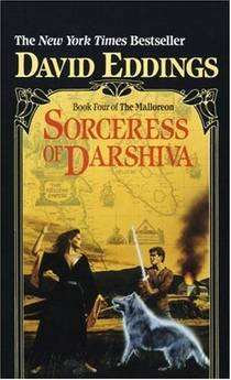 Picture of a book: Sorceress Of Darshiva