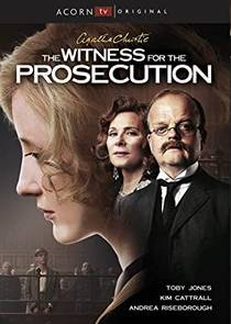 Picture of a TV show: The Witness For The Prosecution