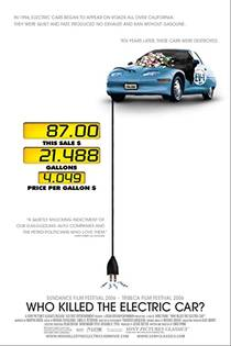 Picture of a movie: Who Killed The Electric Car?