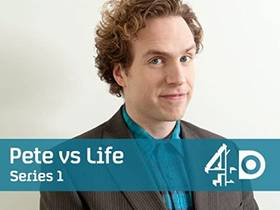 Picture of a TV show: Pete Versus Life