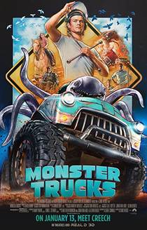 Picture of a movie: Monster Trucks