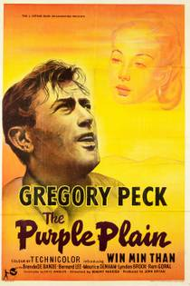 Picture of a movie: The Purple Plain