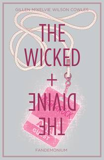 Picture of a book: The Wicked + The Divine, Vol. 2: Fandemonium