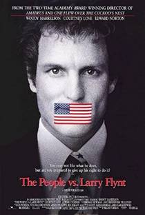 Picture of a movie: The People Vs. Larry Flynt