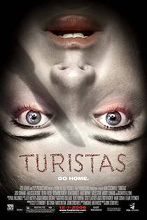 Picture of a movie: Turistas