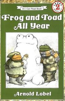 Picture of a book: Frog And Toad All Year