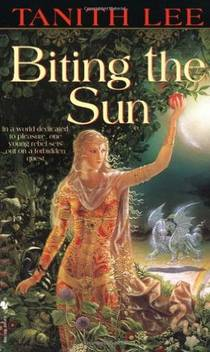 Picture of a book: Biting The Sun