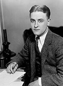 Picture of an author: F. Scott Fitzgerald