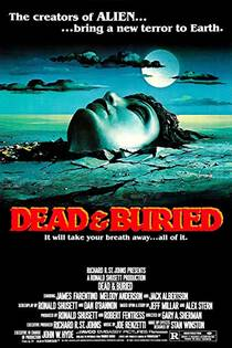Picture of a movie: Dead & Buried