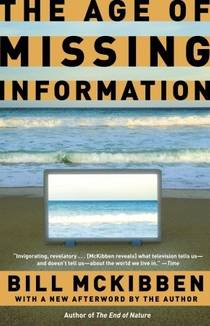 Picture of a book: The Age Of Missing Information